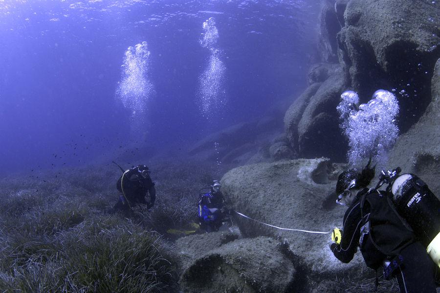 I sedimenti marini, quando la dimensione conta