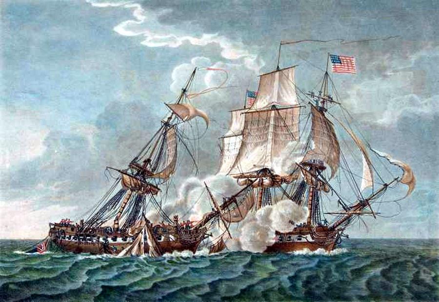 Come vivevano i marinai a bordo delle navi della US Navy nel XIX secolo - parte I di Andrea Mucedola