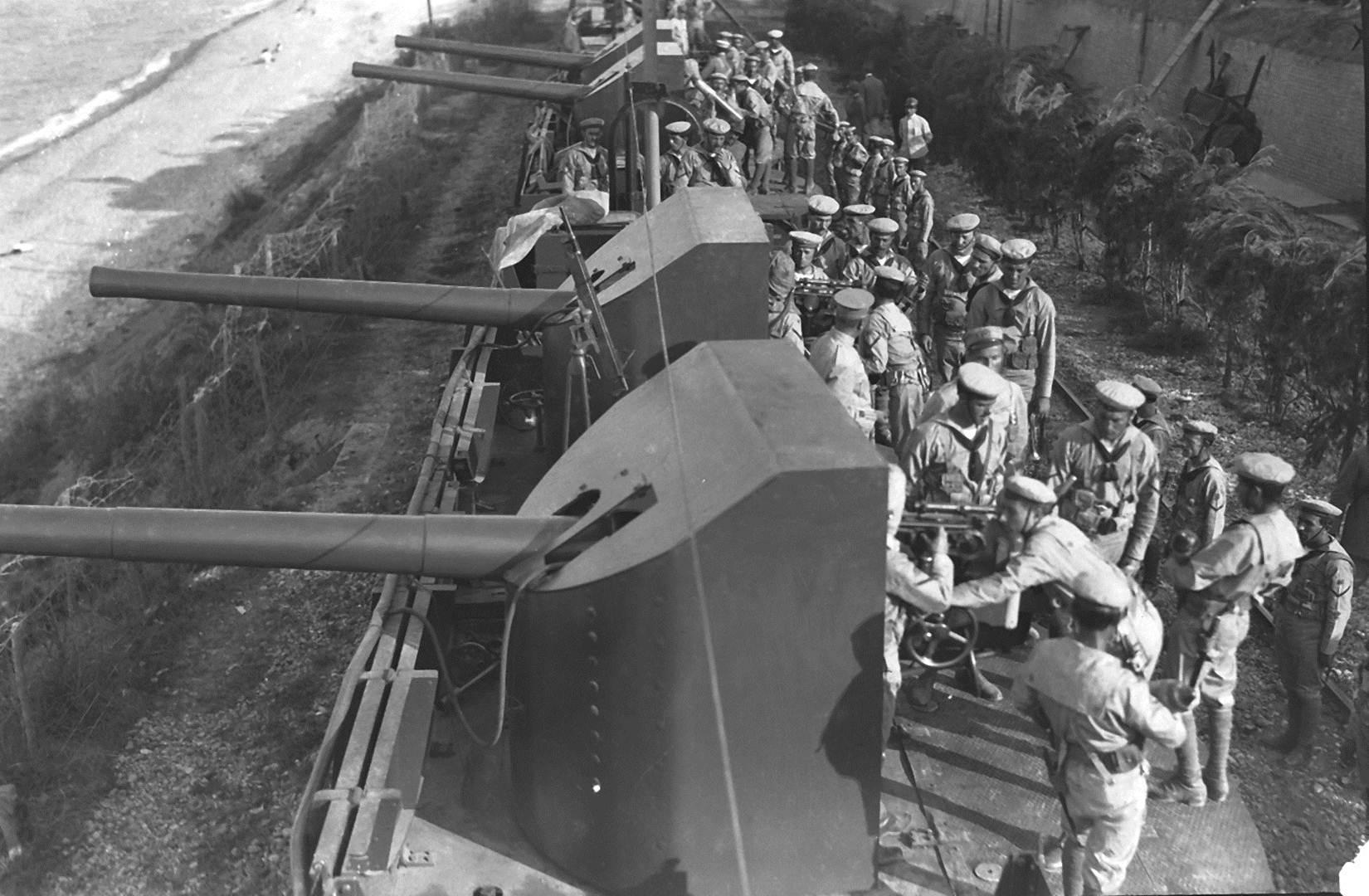 Attività svolta dai treni armati della Regia Marina italiana durante il secondo conflittomondiale di Virginio Trucco