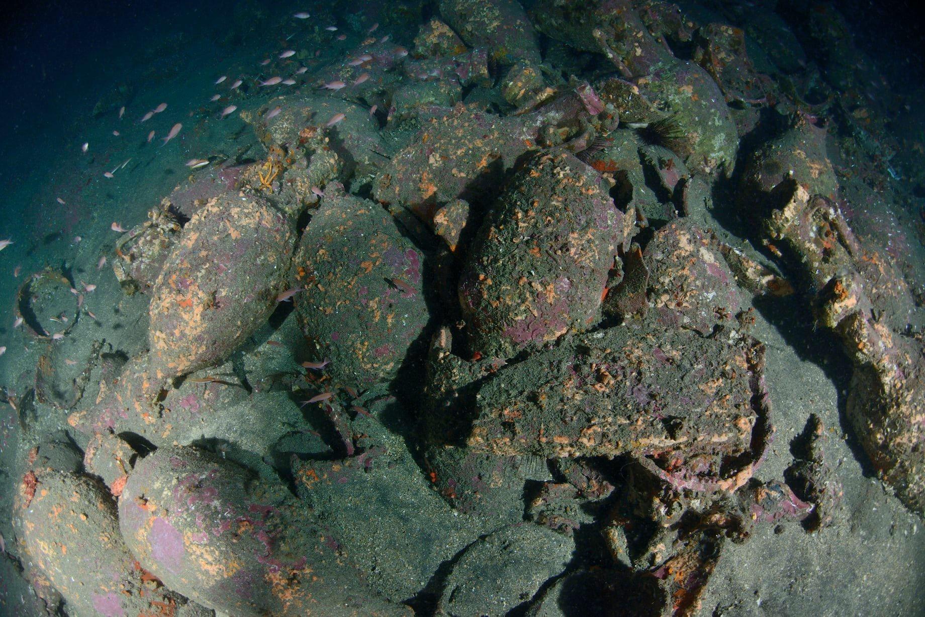 Nuove indagini sul relitto di Capo Mulini e su quello delle tegole di Ognina