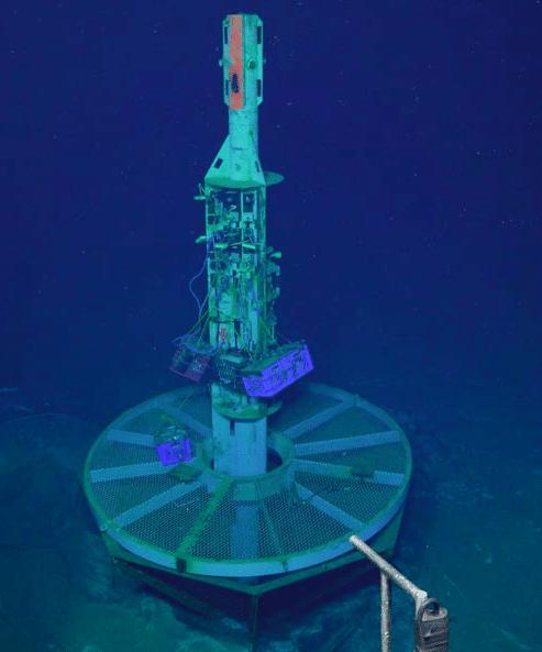 Alla scoperta della vita microbica nel sedimento delle profondità dei mari