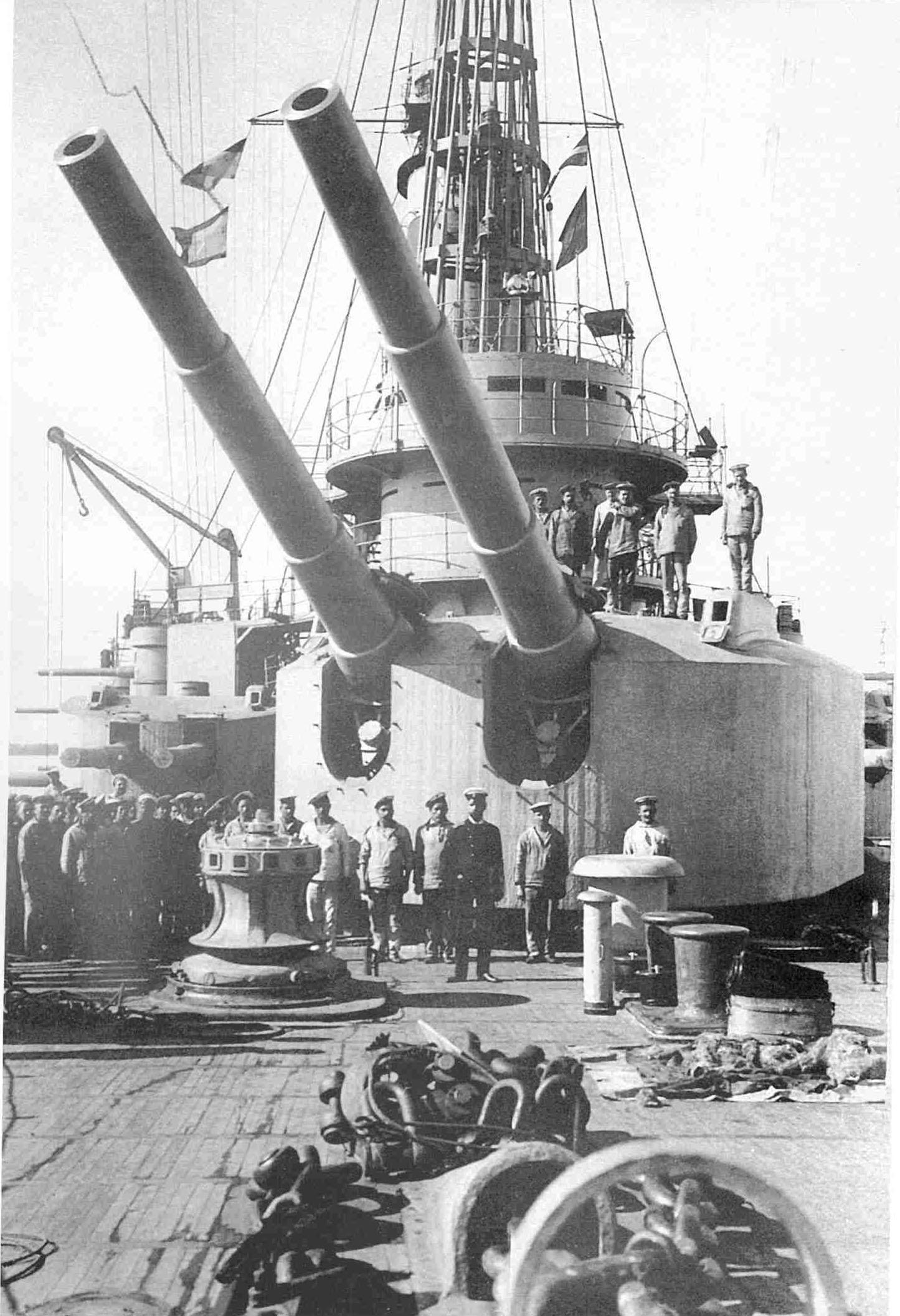 La flotta di Stalin:  Ordine di battaglia – parte IV di Gianluca Bertozzi