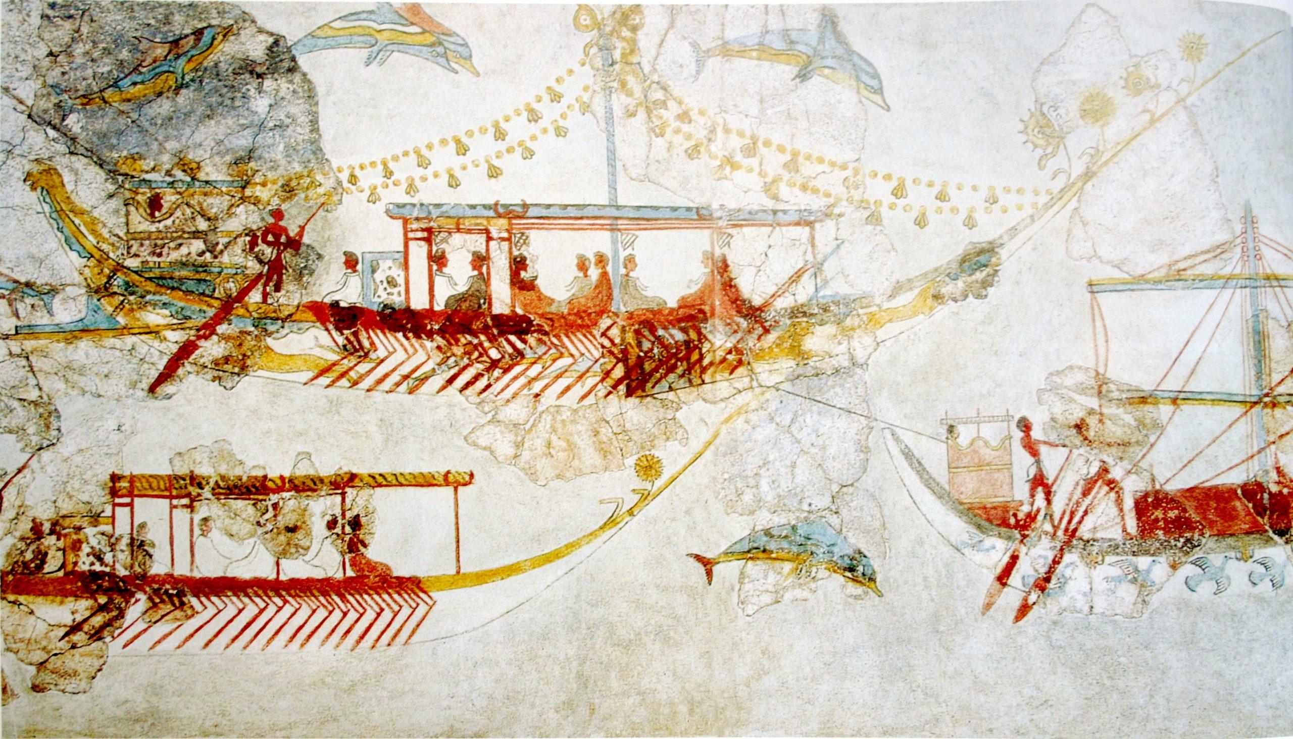 Ispezioni subacquee a Akrotiri confermano la presenza di un relitto del VI-VII secolo d.C. ma il suo porto è forse molto più antico di Andrea Mucedola