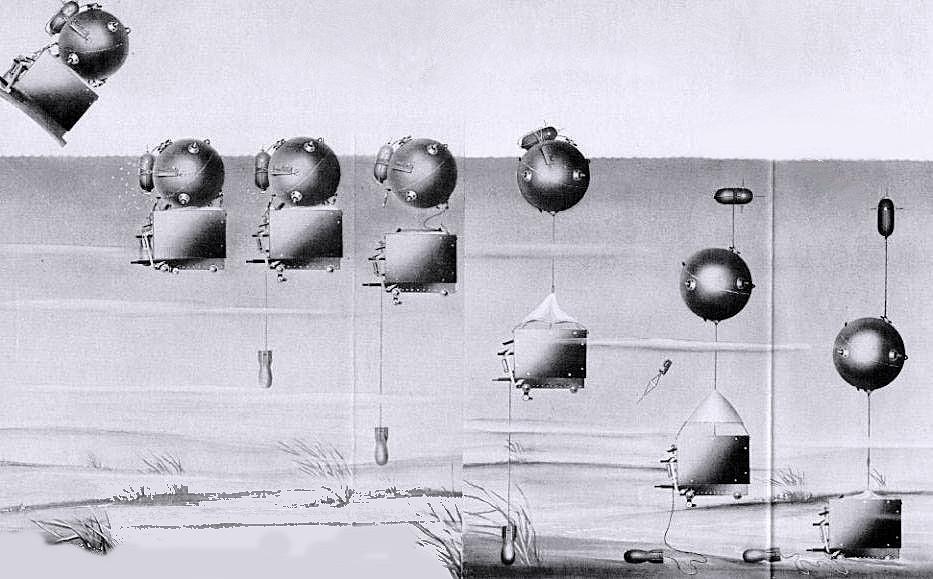 Sicurezza marittima, legittimazione dell'uso delle mine navali nel diritto internazionale - parte II