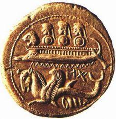 Questa immagine ha l'attributo alt vuoto; il nome del file è phoenician-gold-coins.jpg