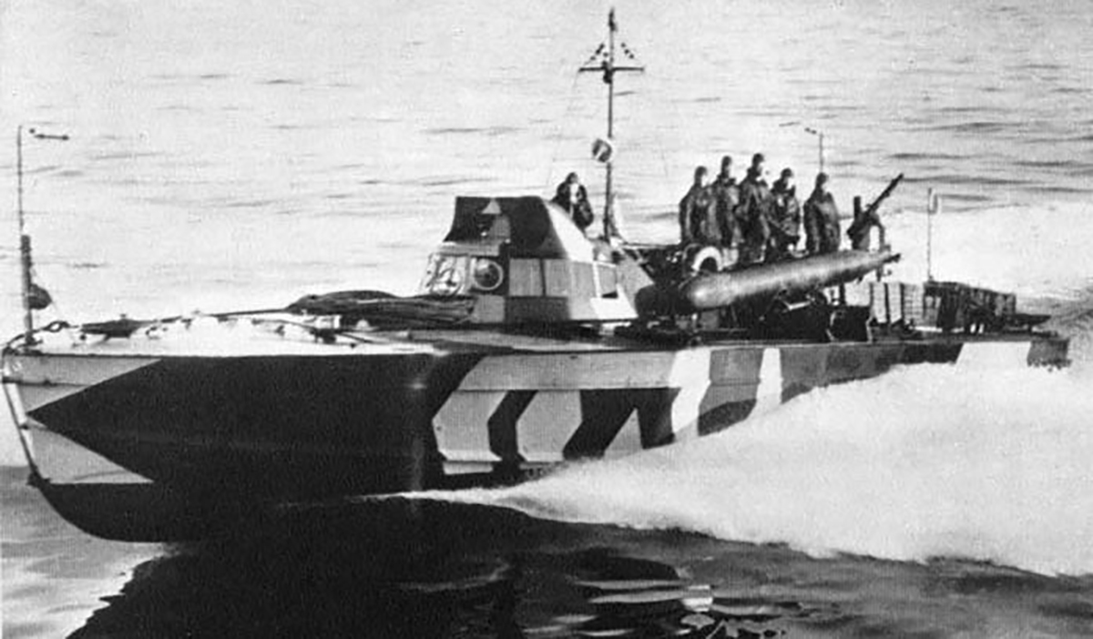 Storia di un peschereccio che ha affondato un sommergibile - Parte I
