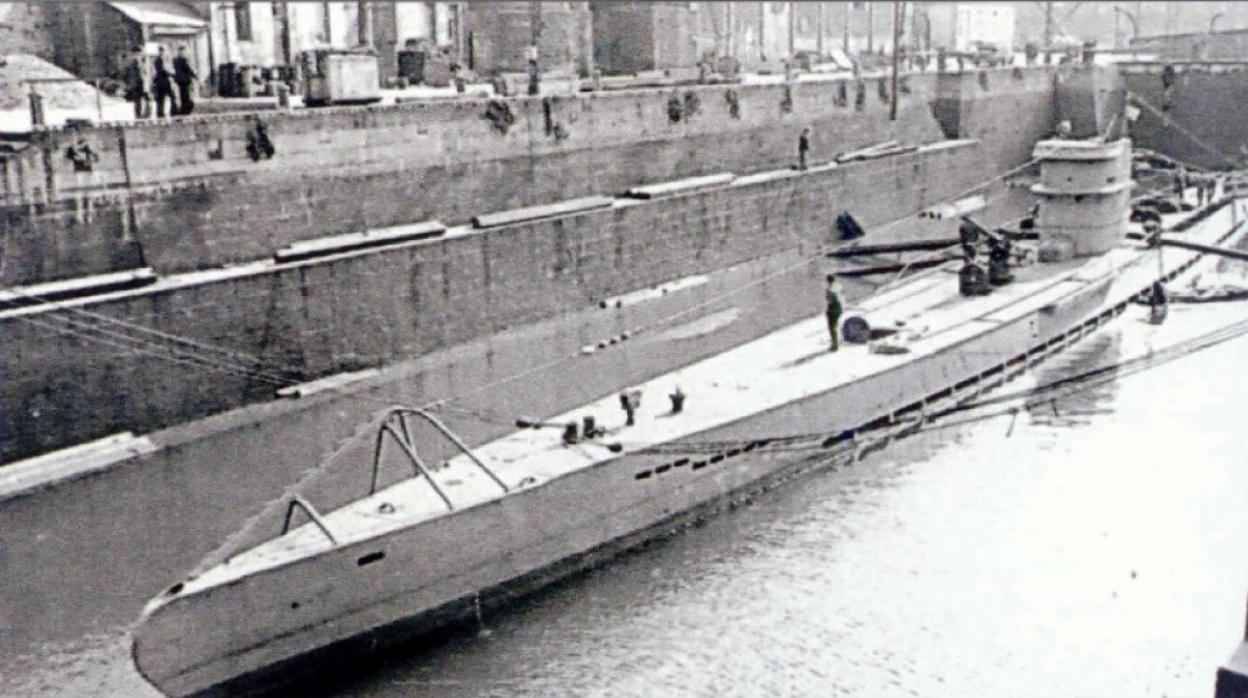 La misteriosa storia del sommergibile UB 65