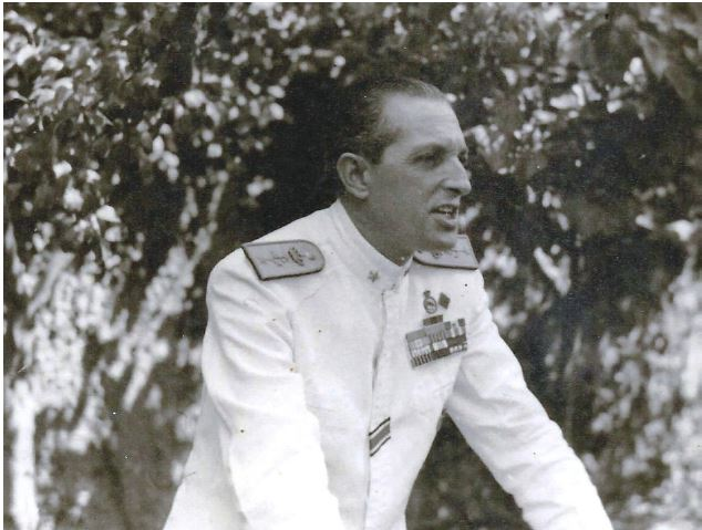 Storia di un ammiraglio: Romolo Polacchini