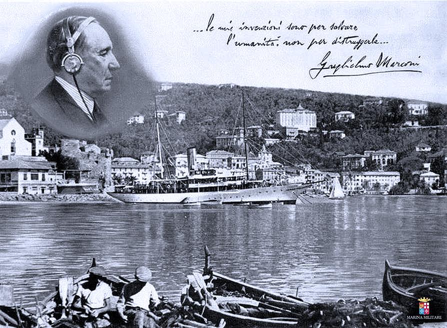 L' imponderabile ed ineffabile figura di Guglielmo Marconi -  Parte I