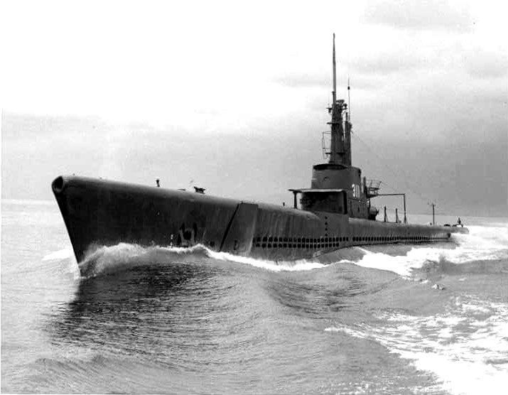 Questa immagine ha l'attributo alt vuoto; il nome del file è USS_Archerfish.jpg