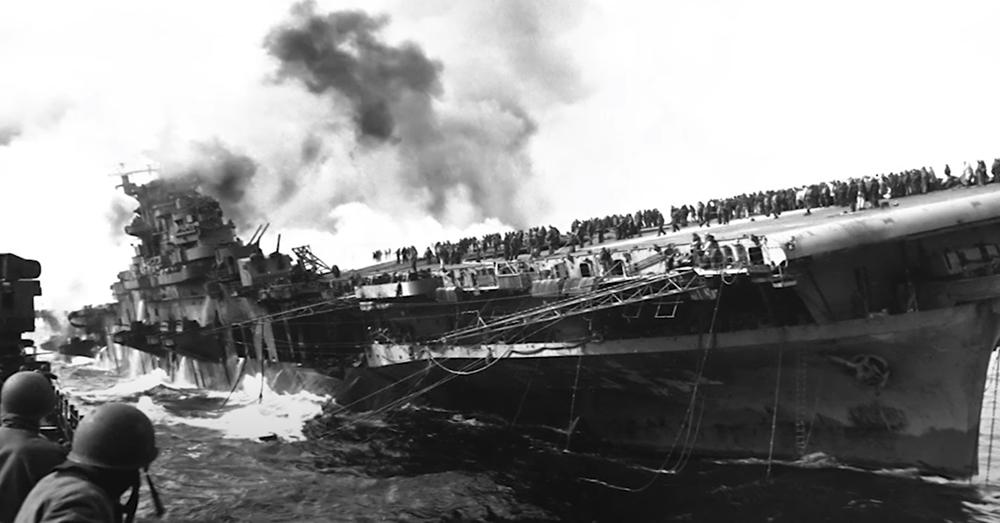 La Battaglia del Golfo di Leyte: la controversa fine della Flotta Imperiale