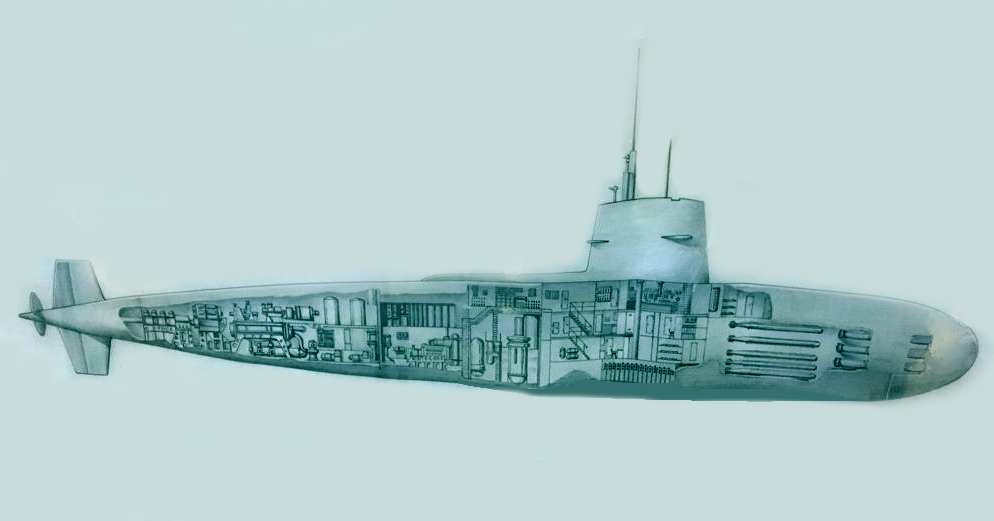 Classe Marconi, il tentativo di costruire un sottomarino nucleare italiano di Stefano Peverati